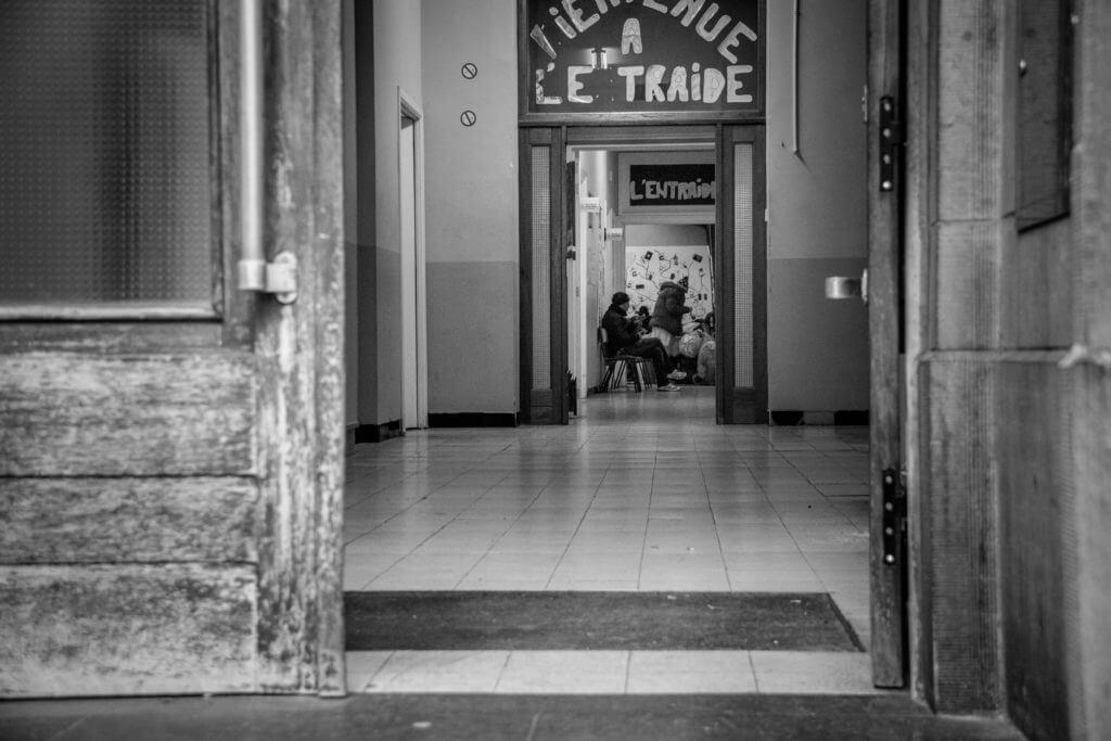 CAP Brabantia CAW Le service social « L'Entraide de Saint-Gilles » (Œuvres Paroissiales de St-Gilles asbl)