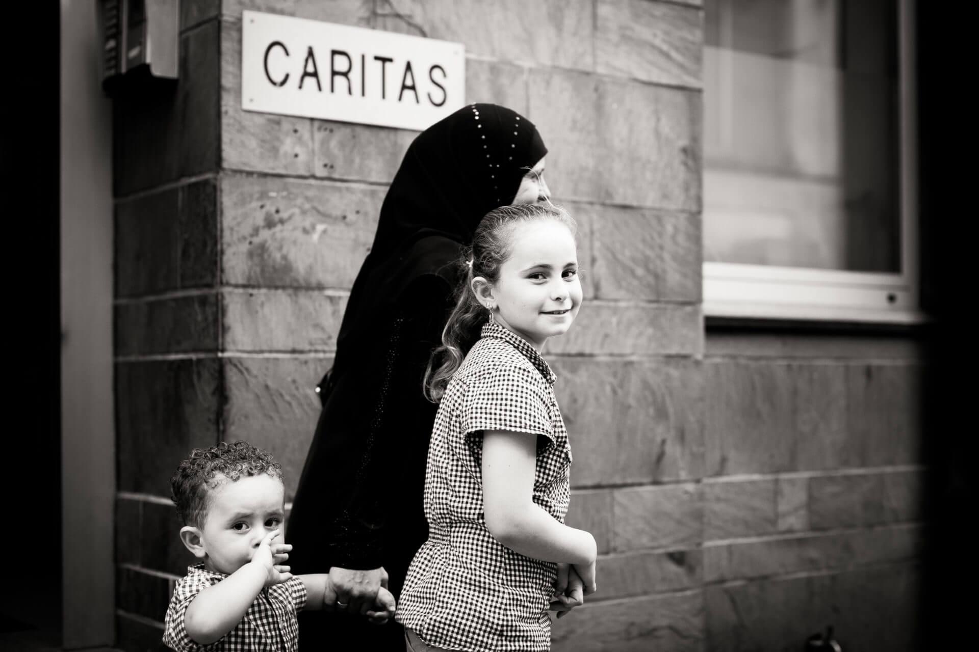 CAP Brabantia CAW De sociale dienst van Caritas International